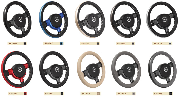 SLiWO Steering Wheel Cover